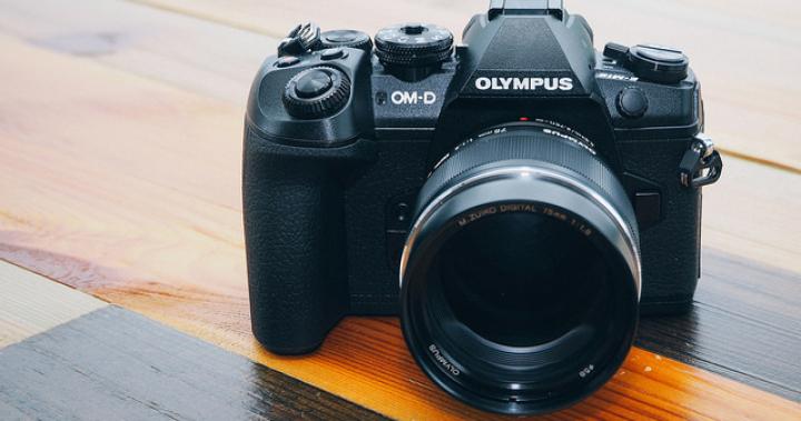 Olympus E-M1 II 快問快答