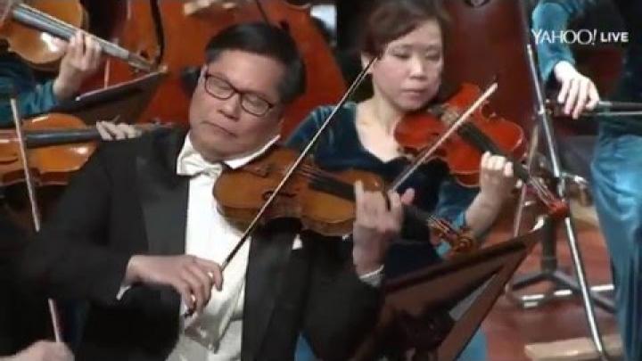 蕭泰然: 小提琴協奏曲(Tyzen Hsiao: Violin Concerto in D, Op.50), 2016 @ Chia-Yi, Taiwan
