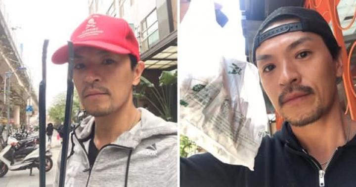 這位日本藝人10年來默默幫台灣撿最多垃圾,他點出「日本街道沒垃圾的原因」超痛心台灣環境!