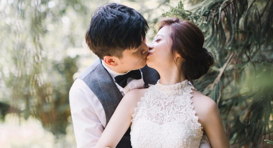【AG美式婚紗】Joe & Chloe - Pre-Wedding / 自助婚紗 / 美式婚紗
